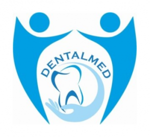 LOGO DENTALMED STUDIO DENTISTICO DR. BEGHINI ANGELO CASSANO D'ADDA